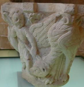 El ángel y el dragón (Oña)
