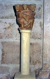 capitel de los vicios (capilla del Rosario(