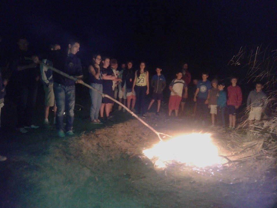 Noche de San Juan 2014 (cortesía de Natalia del Sastre)