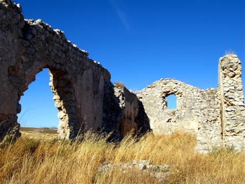 Ruinas de San Martín de Tremello (2008)