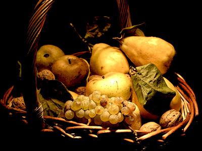 Uvas y manzanas (C. Arias)