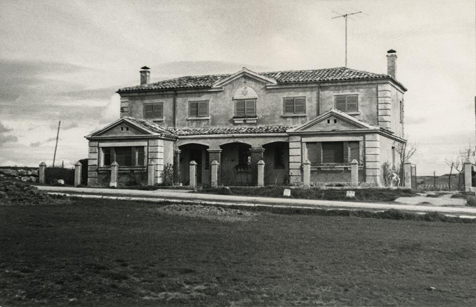 Casa del médico 1970