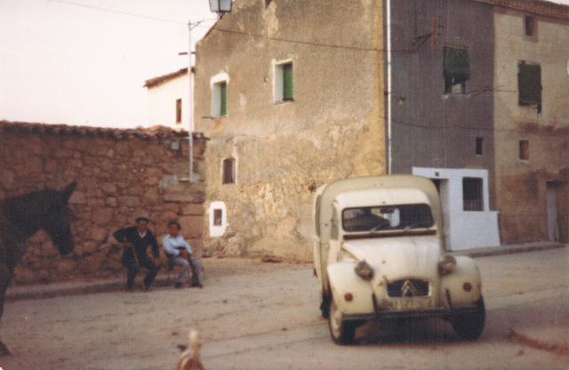 Barrio de San Juan (circa 1980)