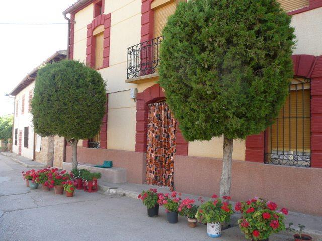 Barrio de San Juan. Casa de la Capira