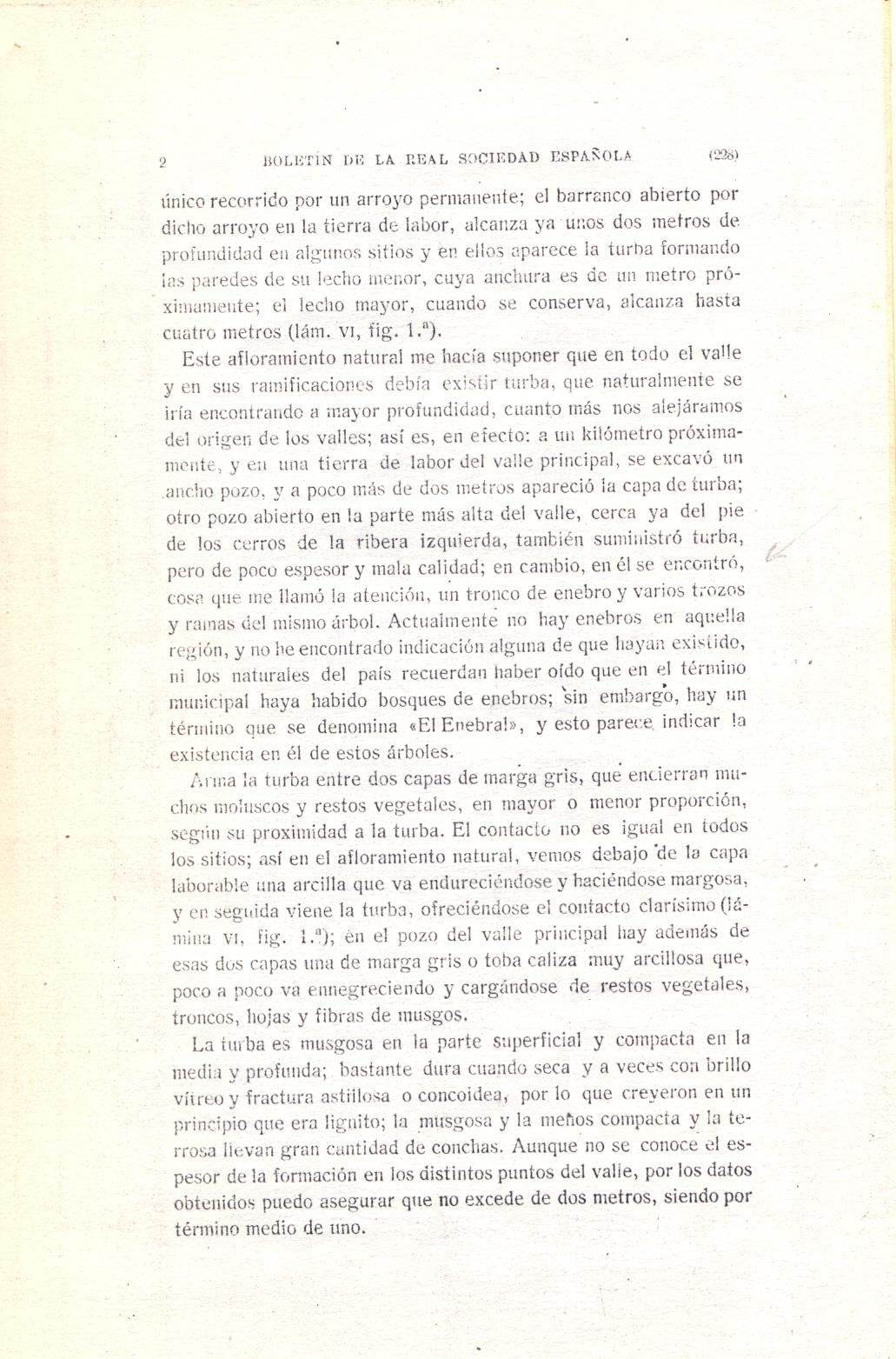 Página 2 de nota geológica