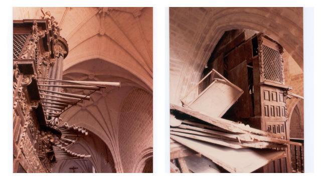 Imágenes antiguas del órgano