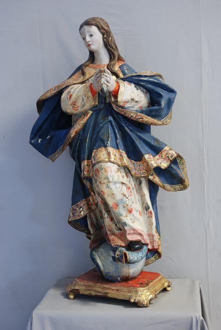 Imagen de la Inmaculada